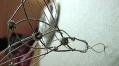 Making An Elvish Crown, part 2: Wirework