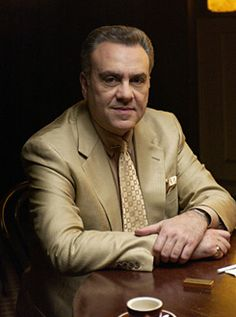 Vincent Curatola - Actor, singer - Born 8/16/53 in Englewood, New Jersey. Best known as Johnny Sack from the HBO program The Sopranos.