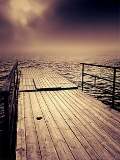Love one another, but make not a bond of love: Let it rather be a moving sea between the shores of your souls / Kahlil Gibran by Hochlander, via Flickr