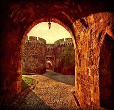 Kalemegdan, the City Fortress, from inside.