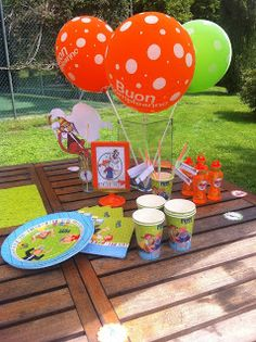 Pippi Calze Lunghe Party