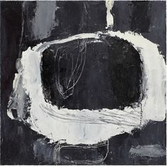 Margaret Fitzgerald, Dissent, 2012, oil on canvas, 30 x 30 inches