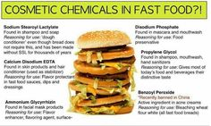 Yet another reason fast food is bad for you
