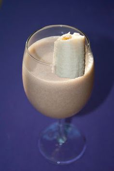 Banana Mudslide ~ A Year of Cocktails