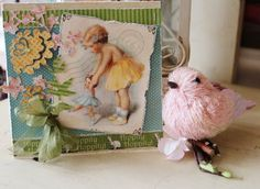 Hippity Hoppity Card by Pam Bray - Sketch and Dare Challenge