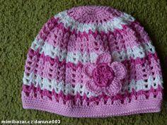 Háček č.3<br>Příze Camilla (5046,0000,5054)<br><br>Vysvětlivky :<br>ŘO (řo)ŘETÍZKOVÉ OKO<br>KS  (ks)... Knitting Patterns, Crochet Patterns, Cute Kids, Crochet Baby, Headbands, Knitted Hats, Diy And Crafts, Beanie, Boho