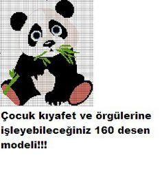 ÇOCUK KIYAFETİ İÇİN 160 DESEN MODEL