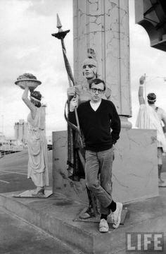 Woody Allen, Las Vegas 1966