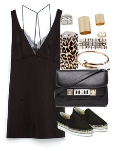 """Untitled #3439"" by plainly-marie ❤ liked on Polyvore featuring Zara, Proenza Schouler, Kate Spade, Jimmy Choo, Topshop and Isabel Marant"