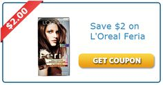 L'Oreal Preference Hair Color Coupons