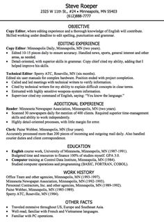 Sample Student Blogger Resume  HttpExampleresumecvOrgSample