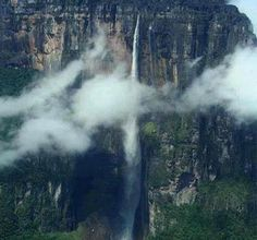 Angel Falls ,Venezuela