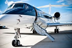 Business Travel Tips - Private Jet