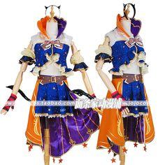 JOJOCOS lovelive 万圣节 觉醒后 cosplay女装SR觉醒后-Universal Taobao