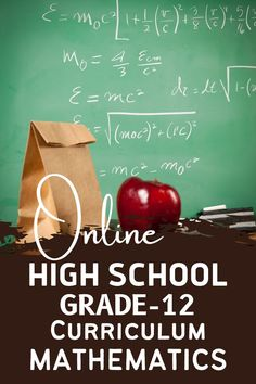 Students should have a demonstrable understanding of the concepts covered in Algebra 2 before enrolling in the next #MathematicsCourse. Online High School, Algebra 2, School Grades, Mathematics, Curriculum, Student, Education, Math, Resume