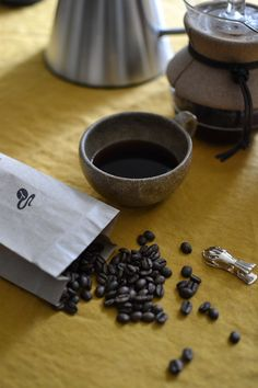 Segredo Amarelo is a new coffee rarity from Brazil offered by Tchibo. Discovering why this is the perfect cup of Brazilian taste for your mornings. Perfect Cup, My Coffee, Tableware, Style, Interiors, Dinnerware, My Coffee Shop, Stylus, Dishes
