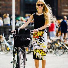 Super Hero skirt