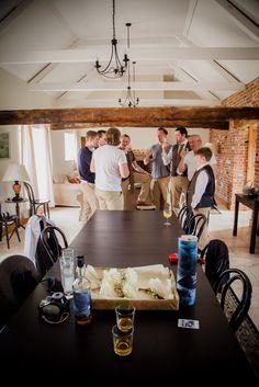 Wedding Preparations at Manor Mews - Sarah Salotti Photography Norfolk Wedding Venue - Holiday Cottages