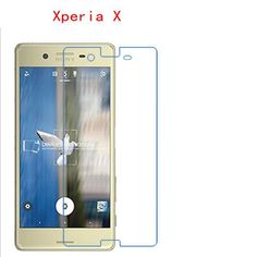ZLYLXL Soft Explosion-proof  Screen Protector phone film For Sony Xperia X F5122  (Not Tempered Glass) +Wipe wipes