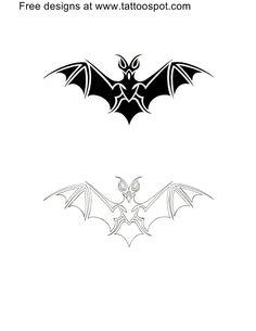 Free Tattoo Designs Tribal Tattoos Spots