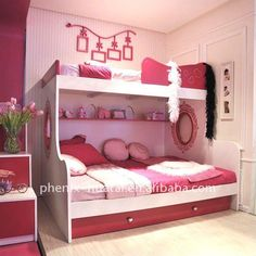 kids furniture bed
