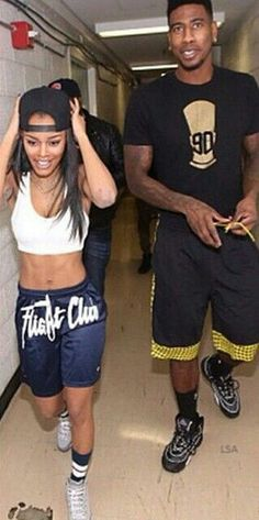 Image result for teyana taylor and iman