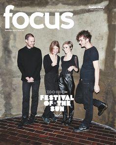 Port Macquarie Focus i109  Issue 109 of the Greater Port Macquarie Focus