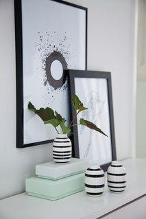 Omaggio mini vase's from Kähler.