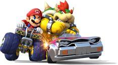 Mario Kart 8 / Nintendo WiiU #MarioKart8 #WiiU #NintendoWiiU #MarioKart #Nintendo #Carreras #Cars #Speed #Races #Race #MarioBros