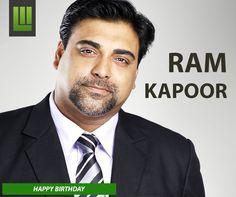 Happy Birthday to Ram Kapoor!