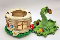 Baby first easter basket to get super ideas Art Au Crochet, Crochet Fairy, Crochet Home, Cute Crochet, Knit Crochet, Crochet Amigurumi, Amigurumi Doll, Amigurumi Patterns, Crochet Dolls