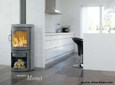 hwam Monet / Monet H / Monet H met ovendeur houtkachel of houthaard