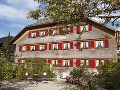 Landhotel Hirschen: be enchanted by the ambience and experience wellness and relaxation. Combine this with delicious cuisine, using natural products from the region. Wellness Hotel in Hittisau/Bregenzerwald in Vorarlberg #visitvorarlberg #myvorarlberg