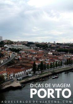 Tem vontade de conhecer Porto em Portugal? Nesse post damos as melhores dicas do que ver, onde ficar e - principalmente - onde beber!