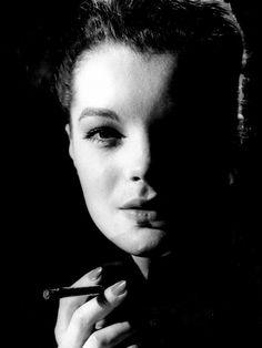 Romy Schneider _more Romy, just because she's Romy...and she strongly resembles Marie Antoinette