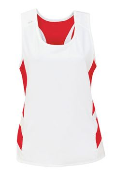DUC Double Digits Rev Tank- Red $28.95