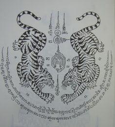 Tatuagem Tailandesa