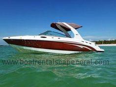 Chaparral 256 SSX - Bowrider - Bootsvermietung - Florida