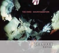 The Cure - Disintegration.    Probably the best album...evah. n-n