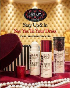 Bosom Couture Boob Glue