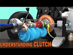 Clutch, How does it work ? - YouTube