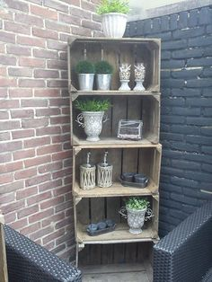 12 DIY craft ideas, what you can do with old wooden boxes! - 12 DIY craft ideas, what you can do with old wooden boxes! – DIY craft ideas … 12 DIY craft ideas, what you can do with old wooden boxes!