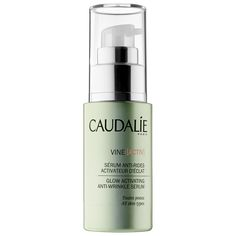 Shop Caudalie's Vine[Activ] Glow Activating Anti-Wrinkle Serum at Sephora. The lightweight serum addresses damage caused by environmental aggressors.