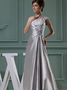 Lanting Bride® Ball Gown Mother of the Bride Dress Floor-length Chiffon with Bow(s) - USD $99.99