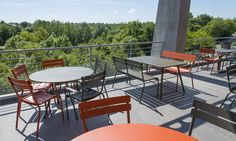 Luxembourg Tables and Chairs from Fermob! Find them on American Country.