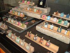 scrabble tile jewelry | Flickr - Photo Sharing!