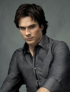Ian Somerhalder...Christian Grey?