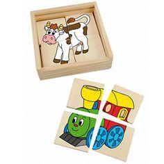 Mini képillesztős fa puzzle kisvonattal.  http://www.szivarvanymesekucko.hu/termek/1674/mini_kepillesztos_fapuzzle_kisvonattal