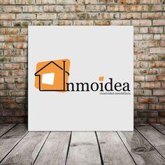 Logo Inmoidea www.monoermo.com #logo #design