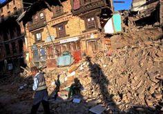 The Glory that was hippie era kathmandu finally died in the nepal earthquake